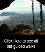 Benidorm Walking Holidays